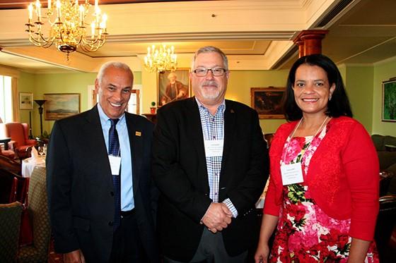 CPMA & DRC Embassy Event